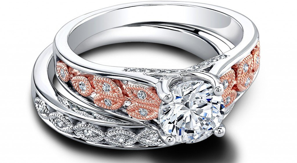 Engagement Ring Trend: Mixed Metal Wedding Rings – Jeff Cooper Designs