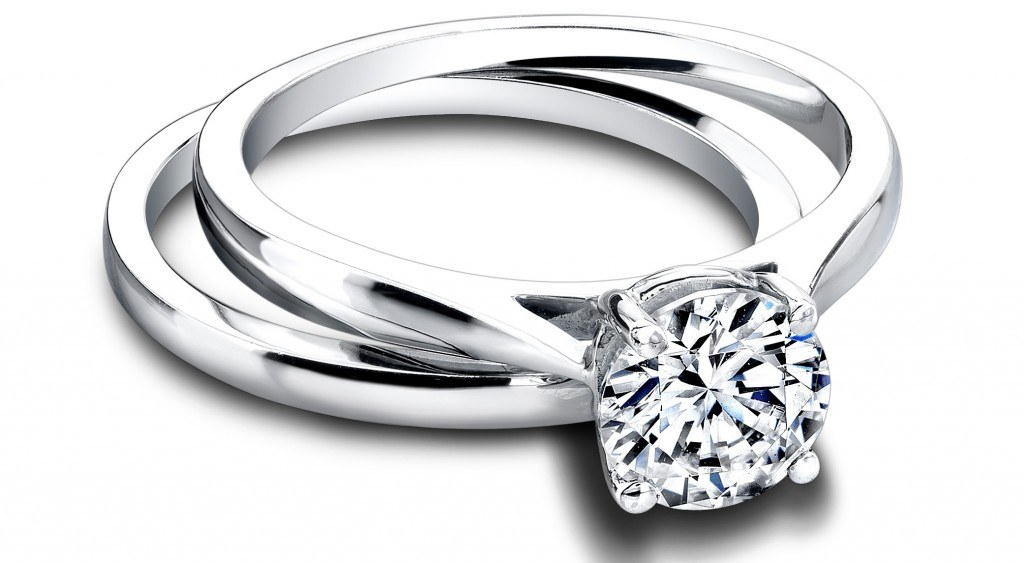 we love the round solitaire engagement ring - Giuliana Rancic Wedding Ring