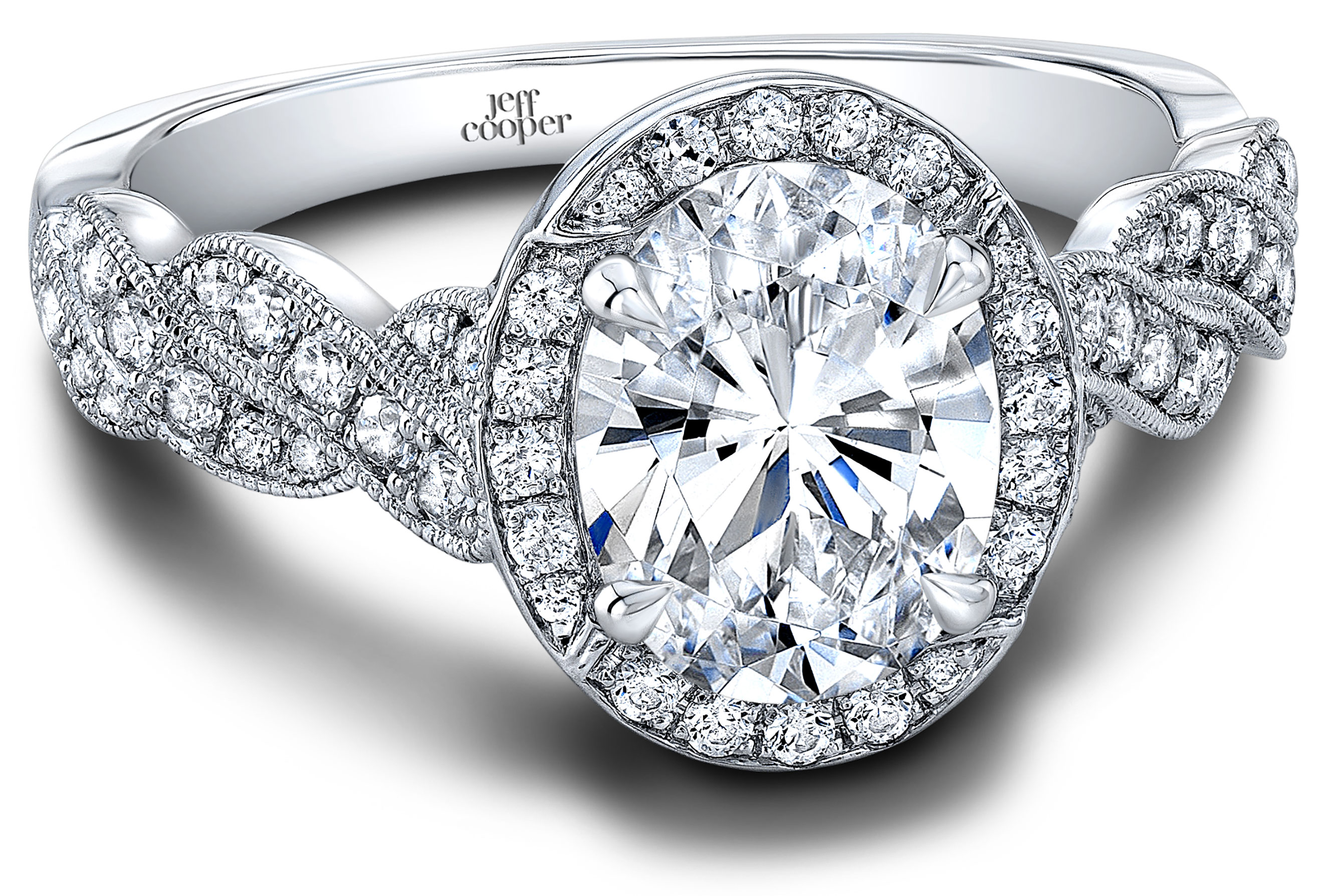 engagement round detailing designs classic of products milgrain vine silverscape rings copy ring center