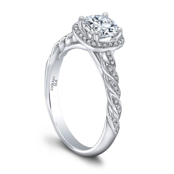 Lumiere Collection Lisa Engagement Ring