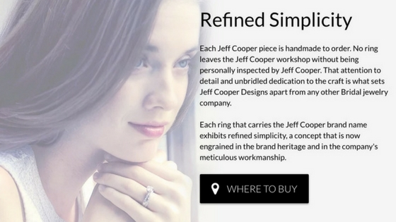 Jeff Cooper Designs Jewelry Retailer Store Locator