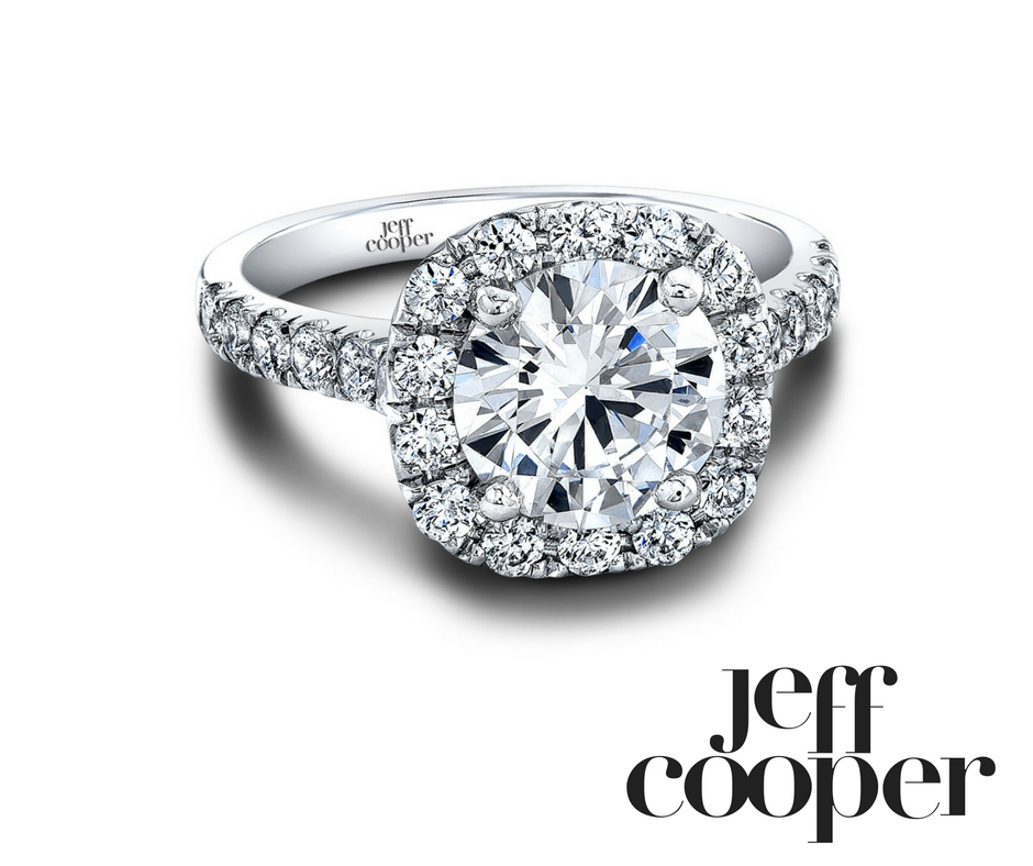 Fall In Love With These Jeff Cooper Engagement Rings